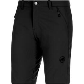 Mammut Hiking - Pantalones cortos Hombre - negro